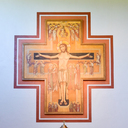 Our image of the San Damiano Crucifix